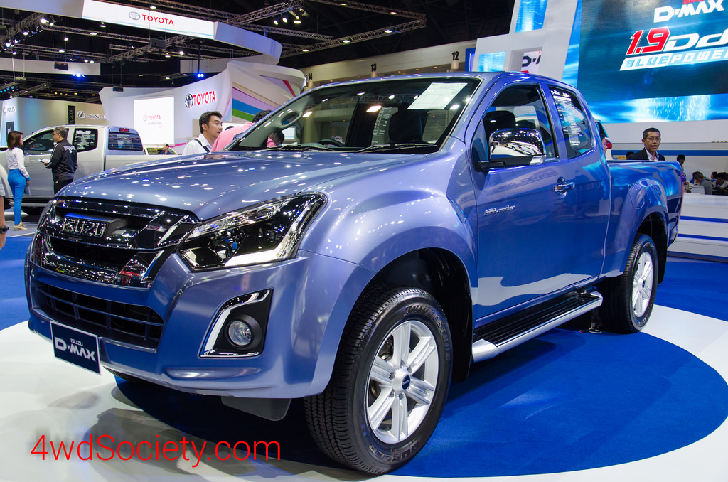 รีวิว ISUZU D-Max 1.9 Ddi Blue Power : Hi-Lander 2 ประตู (Z-Prestige)