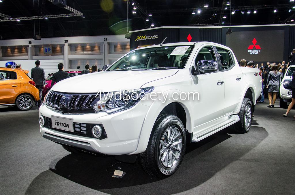 Mitsubishi Triton 2.4 GLS-LTD 4WD Navi (A/T) ราคา 1,061,000 บาท