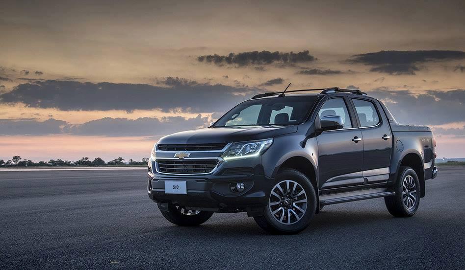 ภาพหลุด Chevrolet Colorado Minor Change ก่อนเปิดตัวในเมืองไทย ในวันที่ 28 เมษายนนี้