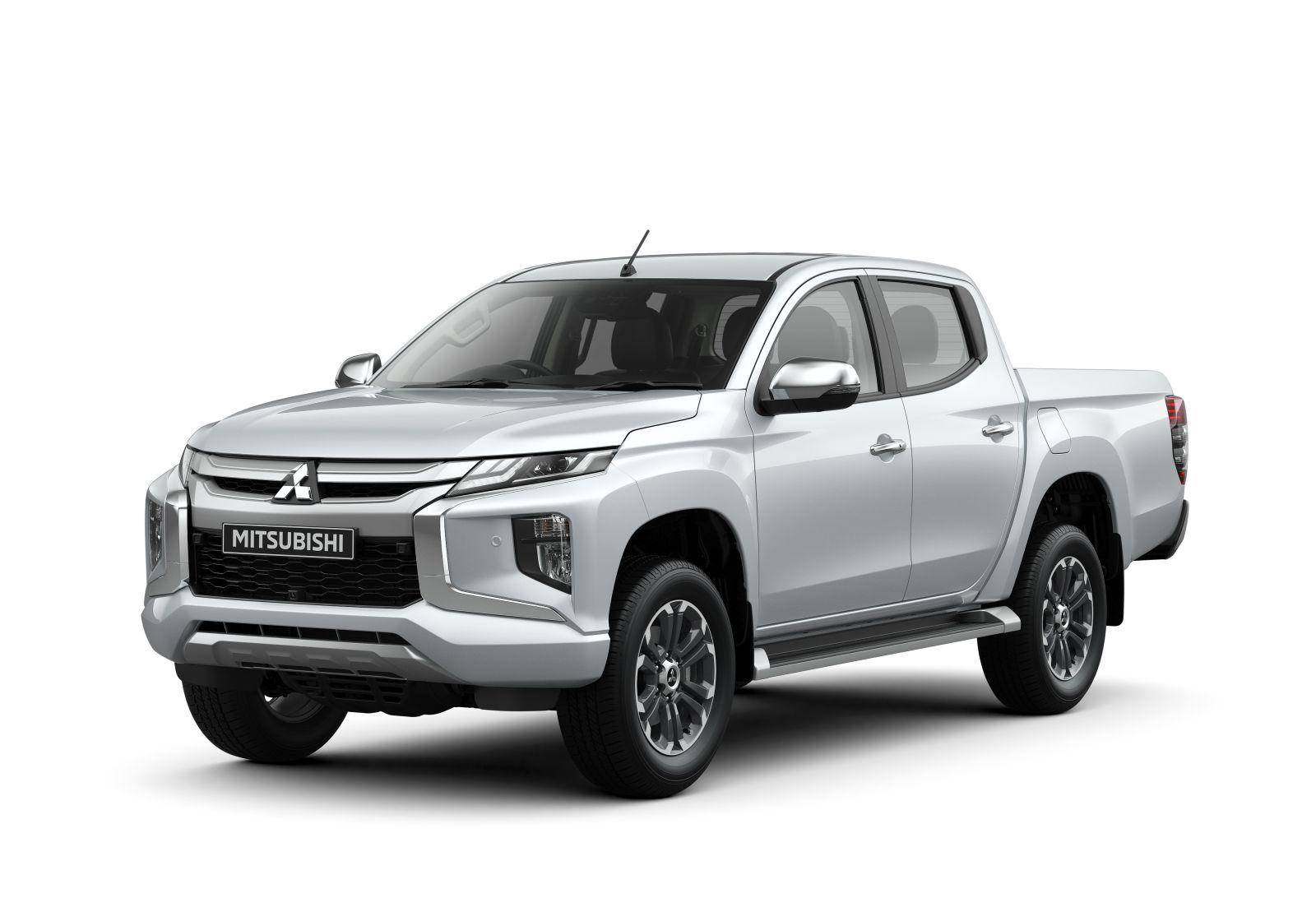 New Mitsubishi Triton 2018