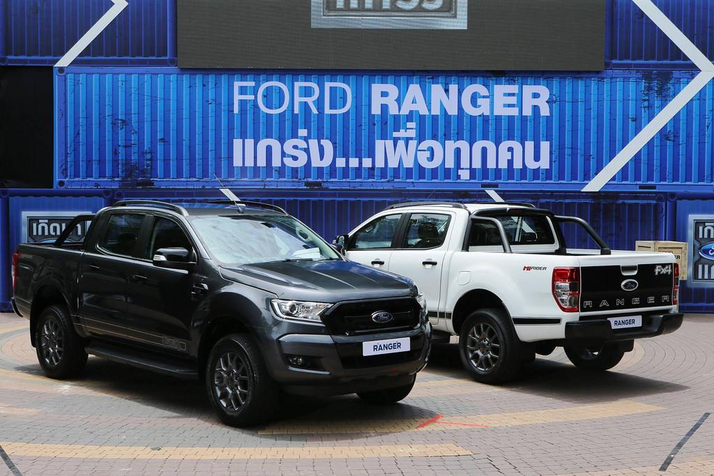 Ford Ranger FX4 เคาะราคาแล้วทั้ง 2 รุ่น เกียร์ธรรมดา 884,000 บาท, เกียร์ออโต้ 924,000 บาท