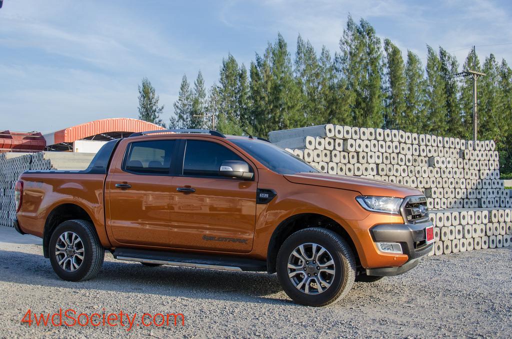 รายการและค่าใช้จ่าย เช็คระยะ 15,000 ก.ม. ของ Ford Ranger Wildtrak 3.2L