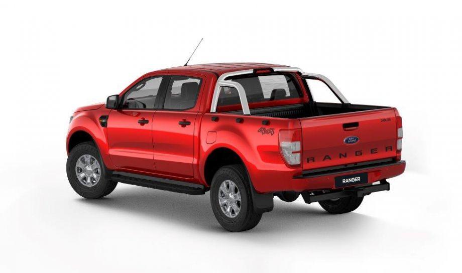 Ford Ranger XLS กระบะรุ่นพิเศษ ขับเคลื่อน 4 ล้อ วางจำหน่ายเฉพาะออสเตรเลีย