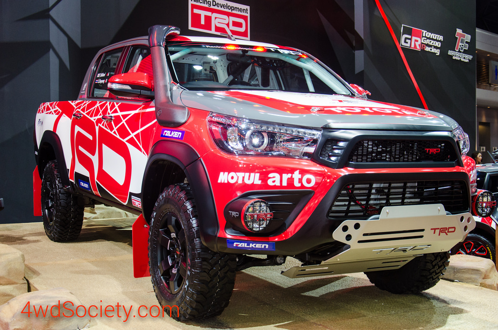 ยอดขายรถกระบะ (Pick-up) เดือนมิถุนายน 2559 : Toyota Hilux Revo มียอดขายนำเป็นอันดับหนึ่งต่อเนื่อง