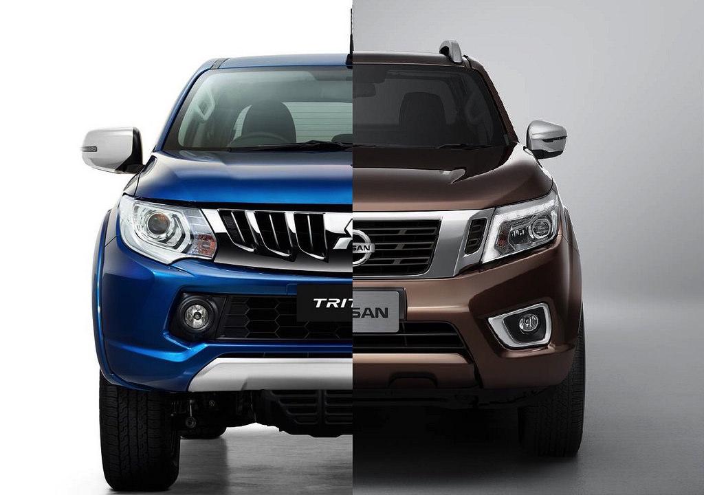 ผู้บริหารเผยแล้ว Nissan Navara รุ่นใหม่ เปลี่ยนมาใช้พื้นฐานของ Mitsubishi Triton