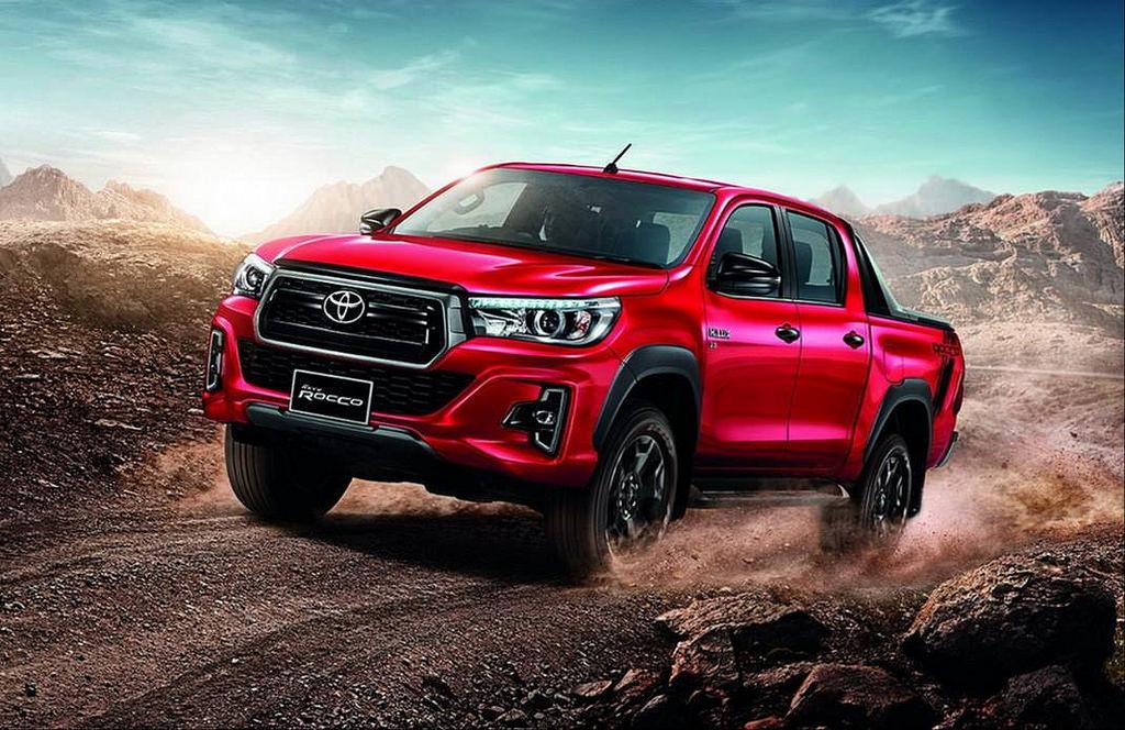 เผยโฉมแล้ว Toyota Hilux Revo Rocco รุ่นตกแต่งพิเศษ เตรียมพบตัวจริงในงาน Motor Expo 2017